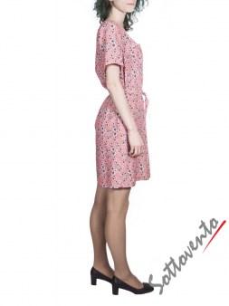 Платье  розовое Blugirl Folies 3918. Image 2