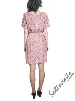 Платье  розовое Blugirl Folies 3918. Image 1