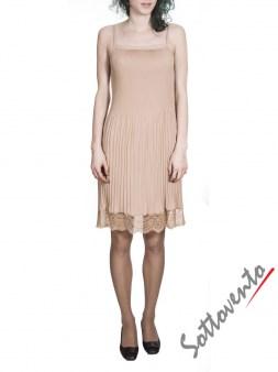 Платье бежевое  Blugirl Folies 3906. Image 0
