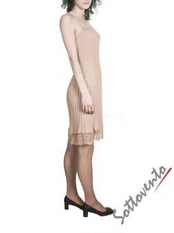 Платье бежевое  Blugirl Folies 3906. Image 2