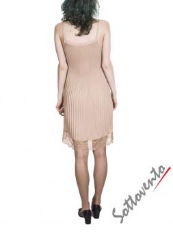 Платье бежевое  Blugirl Folies 3906. Image 1