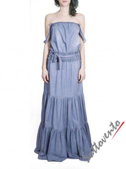Платье джинсовое  Blugirl Folies 3927. Image 1