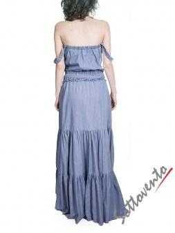 Платье джинсовое  Blugirl Folies 3927. Image 2