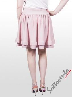 Юбка розовая  Valentino Red 9Е852. Image 1