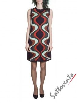 Платье  с цветными разводами  Missoni M CDA9A4TO Image 1