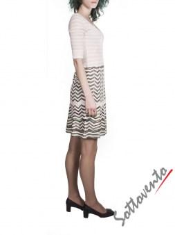 Платье бело-зелёное  Missoni M CDA9A4D5. Image 2