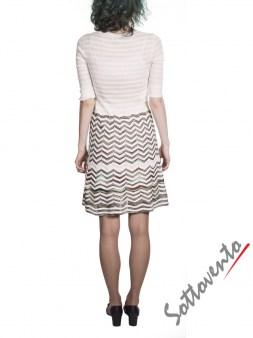 Платье бело-зелёное  Missoni M CDA9A4D5. Image 1