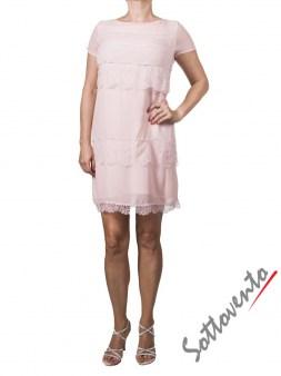 Платье розовое  Ki6? Who are you? АВ70. Image 1