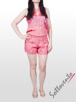 Комбинезон розовый  Ki6? Who are you? SL50. Image 1