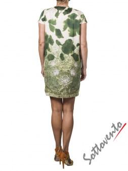 Платье зелёное Ki6? Who are you? АВ51. Image 1