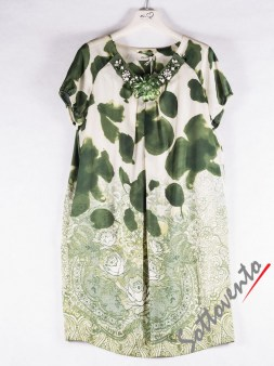 Платье зелёное Ki6? Who are you? АВ51. Image 3