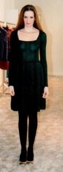 Платье тёмно-зелёное  Missoni M DDA9ACO Image 0