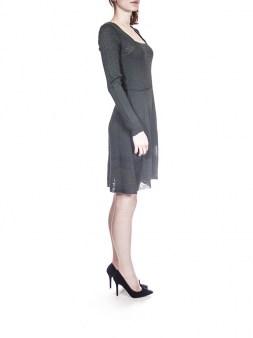 Платье тёмно-зелёное  Missoni M DDA9ACO Image 3