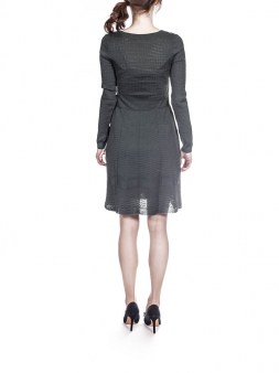 Платье тёмно-зелёное  Missoni M DDA9ACO Image 2