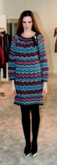 Платье цветное  Missoni M DDA9AOMO Image 0
