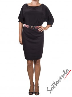 Платье чёрное  Missoni M DDANAOC5. Image 2