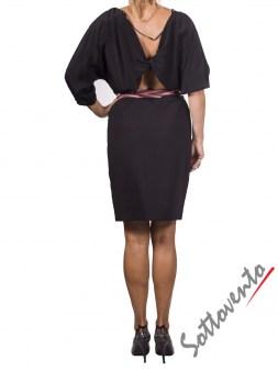 Платье чёрное  Missoni M DDANAOC5. Image 3