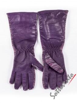 Перчатки фиолетовые Missoni M DDAGOOAO Image 0