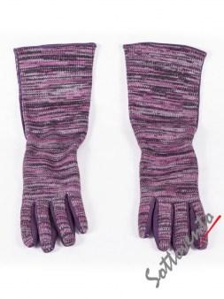 Перчатки фиолетовые Missoni M DDAGOOAO Image 1