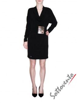 Платье чёрное  Philipp Plein 410013 Image 0