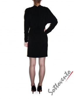 Платье чёрное  Philipp Plein 410013 Image 1