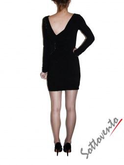 Платье чёрное Philipp Plein 410112 Image 1