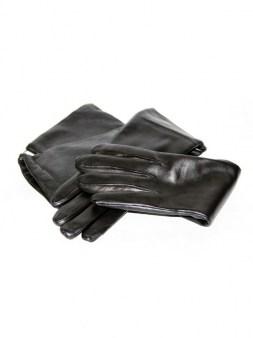 Перчатки чёрные  Ki6? Who are you? AV37. Image 2