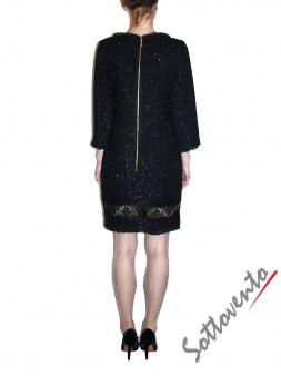 Платье чёрное  Ki6? Who are you? AV82. Image 1