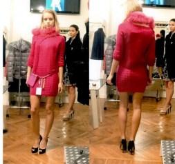 Платье розовое  Blugirl Folies 3965. Image 1