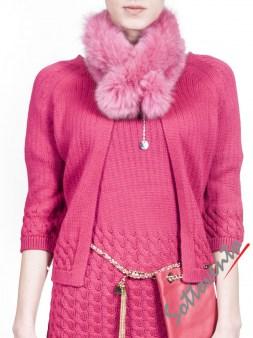 Кардиган розовый  Blugirl Folies 1950. Image 1