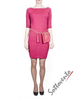 Платье розовое  Blugirl Folies 3965. Image 0