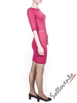 Платье розовое  Blugirl Folies 3965. Image 3