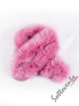 Воротник розовый  Blugirl Folies 3307. Image 1