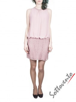 Платье розовое Blugirl Folies 3960. Image 0