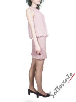 Платье розовое Blugirl Folies 3960. Image 2