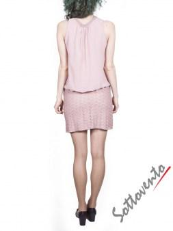 Платье розовое Blugirl Folies 3960. Image 1