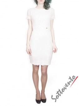 Платье белое Blugirl Folies 3959. Image 1