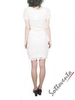 Платье белое Blugirl Folies 3959. Image 2