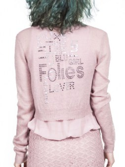 Кардиган светло-розовый  Blugirl Folies 1933. Image 1