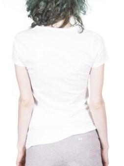 Майка бело-чёрная  Blugirl Folies 1813. Image 1