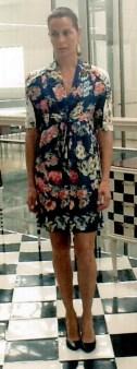 Платье цветное  I'M Isola Marras 321347. Image 0