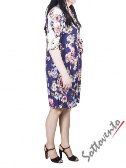 Платье цветное  I'M Isola Marras 321347. Image 3