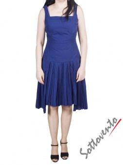 Платье синее I'M Isola Marras 321328. Image 1