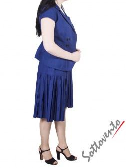 Пиджак тёмно-синий I'M Isola Marras 330135. Image 5