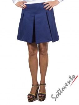 Юбка-шорты синяя  I'M Isola Marras 320153. Image 1