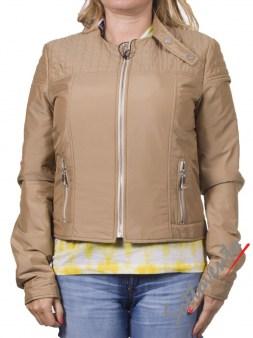 Куртка  бежевая Richmond 1601. Image 0
