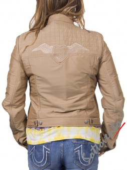Куртка  бежевая Richmond 1601. Image 1