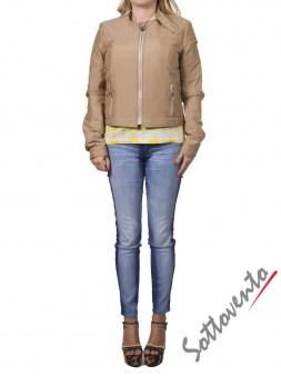 Куртка  бежевая Richmond 1601. Image 2