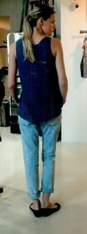 Джинсы голубые True Religion W14SD04A21. Image 1