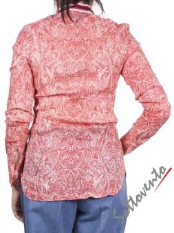 Рубашка красная Coast Weber 55829. Image 2